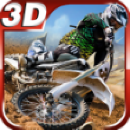 Иконка Dirt Bike 3D offroad Drag Race