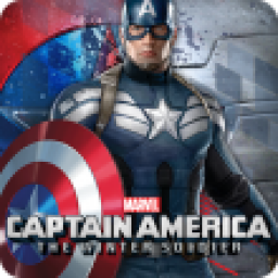 Иконка Captain America: TWS Live WP