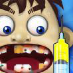 Icon Monster Doctor - kids games