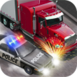 Иконка Cop Riot ! 3D Car Chase Race