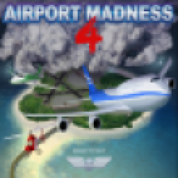 Icon Airport Madness 4
