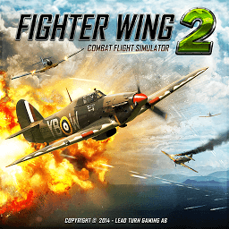 Icon FighterWing 2 Flight Simulator