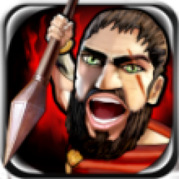 Иконка Spartans vs Zombies defense HD
