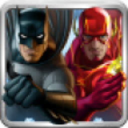 Icon Batman & The Flash: Hero Run