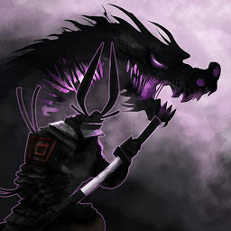 Icon Dragon Of Samurai
