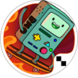 Icon Ski Safari: Adventure Time