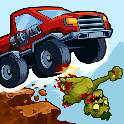 Icon Zombie Road Trip Trials