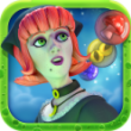 Иконка Bubble Witch Saga
