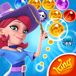 Иконка Bubble Witch 2 Saga