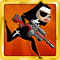 Icon Nun Attack: Run & Gun