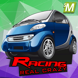 Иконка Real Crazy Racing 4x4 3d