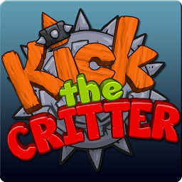 Иконка Kick the Critter - Smash Him!