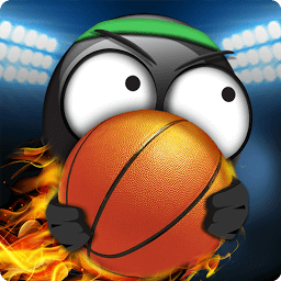 Иконка Stickman Basketball