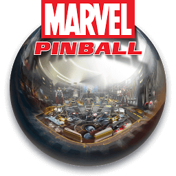 Icon Marvel Pinball