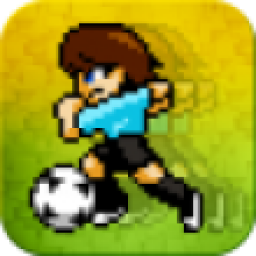 Icon Pixel Cup Soccer Maracanazo