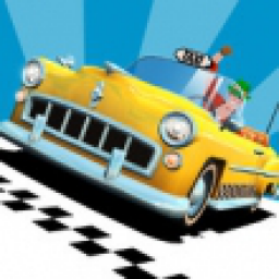 Icon Crazy Taxi City Rush