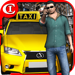 Icon Taxi Simulator 3D