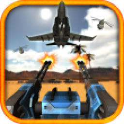Icon Plane Shooter 3D: War Game