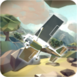 Icon Paper Planes Flight Sim