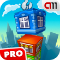Icon Tower Blocks PRO