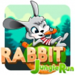 Icon Rabbit Jungle Run