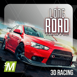 Иконка Long Road Traffic Racing