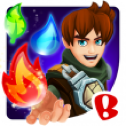 Icon Spellfall - Puzzle Adventure