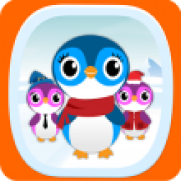 Иконка Touch The Penguin: Simulator
