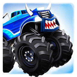 Icon Monster Trucks Unleashed