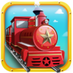 Icon Train Maze 3D