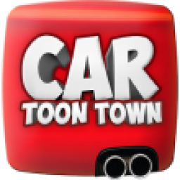 Icon Car Toon Town