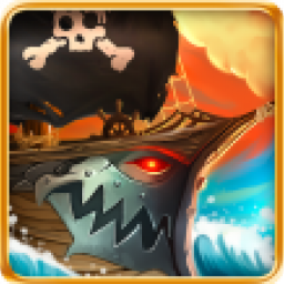 Иконка Pirate battles: Corsairs bay или Корсары: Гроза морей
