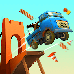 Icon Bridge Constructor Stunts