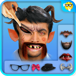 Иконка Funny Photo Editor