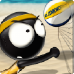 Иконка Stickman Volleyball