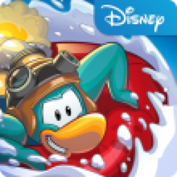Icon Club Penguin Sled Racer