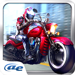 Icon AE 3D MOTOR - Moto Bike Racing