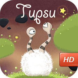 Иконка Tupsu - The Furry Little Monster