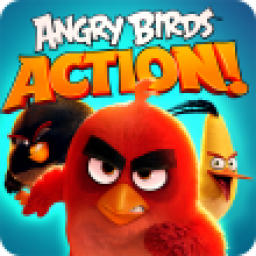 Иконка Angry Birds Action!