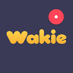Icon Wakie: Talk to Strangers, Chat