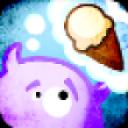 Icon Hungry Monstr