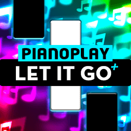 Иконка PianoPlay: LET IT GO +