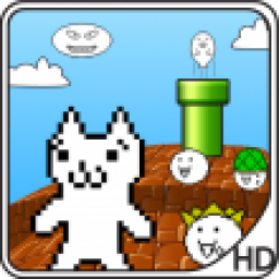 Иконка Super Cat World: Syobon Action