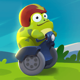 Иконка Ride With the Frog