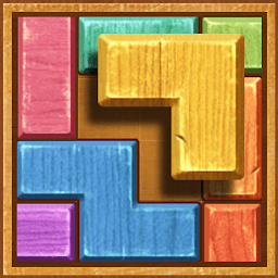 Icon Wood Block Puzzle