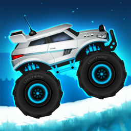 Иконка Monster Truck Winter Racing