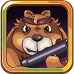 Icon Brick Breaker : Angry Hunter