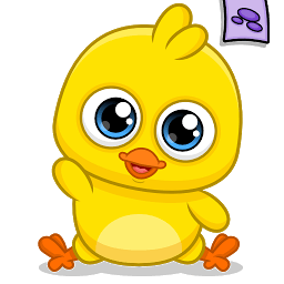 Иконка My Chicken - Virtual Pet Game
