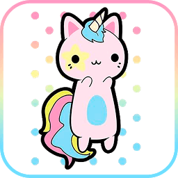 Иконка Unicorn Kawaii Jump