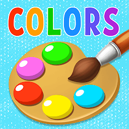 Icon Colors for Kids, Toddlers, Babies - Learning Game